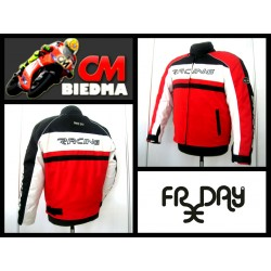 CHAQUETA  MARC FREE DAY  CORDURA RACING