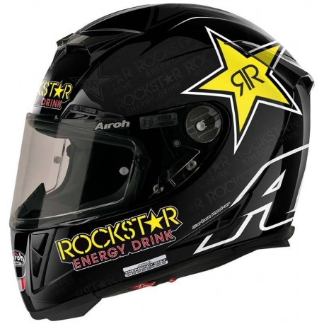 CASCO AIROH GP500 ROCKSTAR