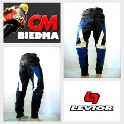 PANTALON LEVIOR RACING CARRETERA AZUL