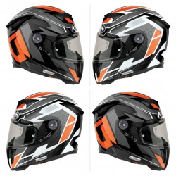 Casco integral AIROH GP500   REGULAR NARANJA