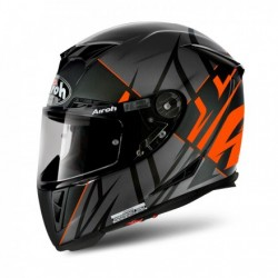 CASCO AIROH GP500 SECTORS NARANJA MATE