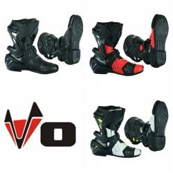 Botas de moto de carreras (Unisex