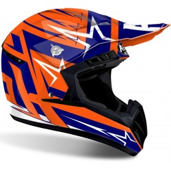 CASCO AIROH SWITCH STARTRUCK AZUL