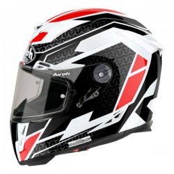 Casco integral AIROH GP500   REGULAR ROJO