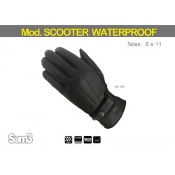 GUANTES SOM3 SCOOTER WATERPROOF  UNISEX