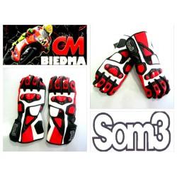GUANTES CARRERA SOM3 SPORT RACING