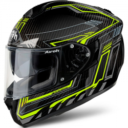 CASCO AIROH SAFETY FULL CARBON