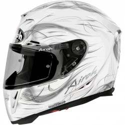 Casco  integral AIROH GP500 COSMOS BLANCO