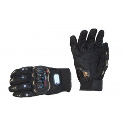GUANTE NEGRO OFF-ROAD Mod. OSSO