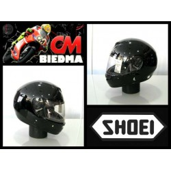 Casco integral  SHOEI RAID II NEGRO BRILLO