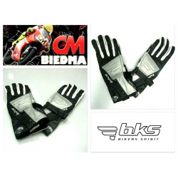 GUANTES BKS CLUB COLOR NEGRO GRIS