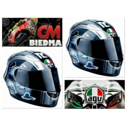 CASCO AGV GP PRO RACING