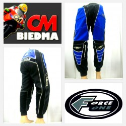 PANTALON FORCE ONE MX GEAR ENDURO CROSS