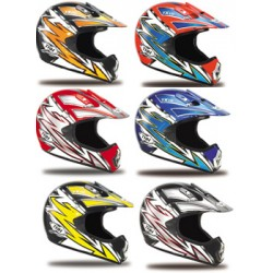 CASCO THH TX-10  INFANTIL ENDURO CROSS