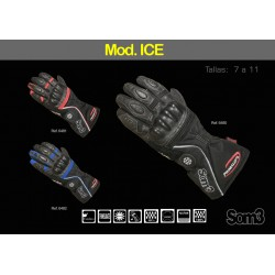 GUANTES SOM3 mod. ICE negros