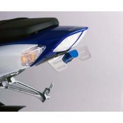 SOPORTE PORTAMATRÍCULA PUIG PARA SUZUKI GSX-R600 2006