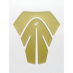 Protecto depósito Honda en color dorado.Ideal para la CB600 F