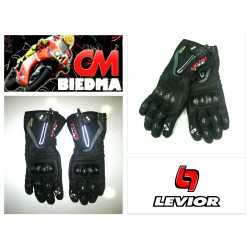 GUANTES LEVIOR MAD COLOR NEGROS