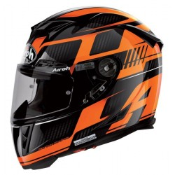 Helmet fullface AIROH GP500 FIRST ORANGE GLOSS
