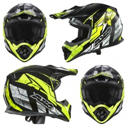 Casco de Motocross AXO Tribe