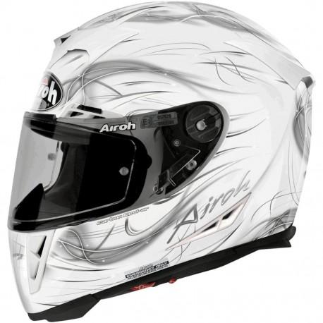 Helmet fullface AIROH GP500 COSMOS BLANCO