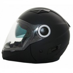 CASCO LEM MULTIPROPOSITO NEGRO MATE