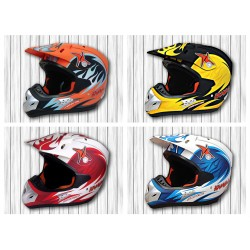 CASCO K8 INTEGRAL ENDURO CROSS